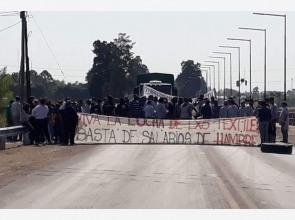 Repudiamos la grave agresión patronal a las trabajadoras de Algodonera Avellaneda