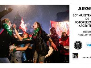 Llega a Santa Fe la Muestra Anual de Fotoperiodismo